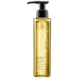 Shampooing Huile Nettoyant pour tous les types de cheveux Shu Uemura 140ml