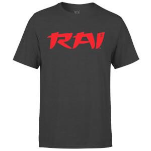 T-Shirt Homme Logo Valiant Comics Rai - Gris Charbon
