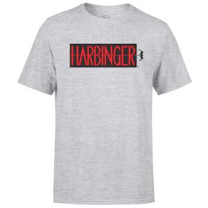 Valiant Comics Classic Harbinger Logo T-Shirt - Grey