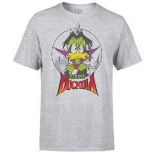 Count Duckula Castle Grey T-Shirt