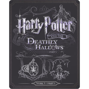Harry Potter and the Deathly Hallows: Part 1 - Limited Edition Steelbook
