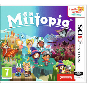 Miitopia - Digital Download