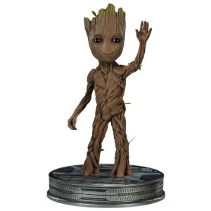 Sideshow Collectibles Guardians of the Galaxy Vol. 2 Life-Size Baby Groot Maquette - 28cm