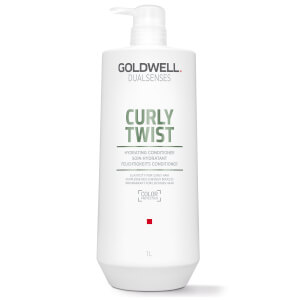 Soin hydratant Curly Twist Goldwell Dualsenses 1 000 ml