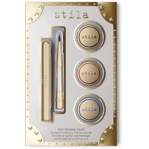 Stila The Chosen Ones - Smudge Pot Waterproof Eye Liner Set (Worth £41.50)
