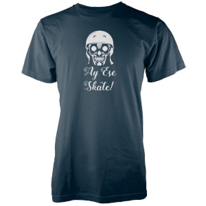 Ay Ese Skate! Navy T-Shirt