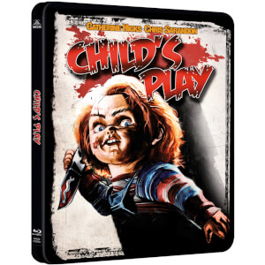 Child's Play - Zavvi UK Exclusive Limited Edition Steelbook