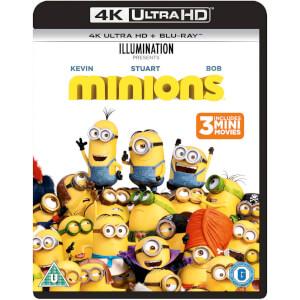 Minions - 4K Ultra HD