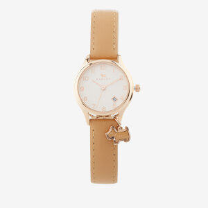 Radley Women's Liverpool Street Mini Leather Watch - Tan
