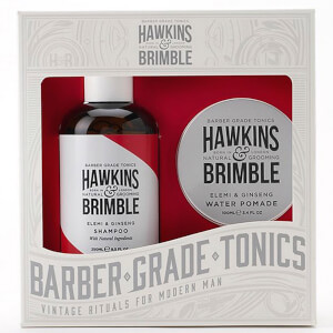 Hawkins & Brimble Haircase Set (Worth £18.90)