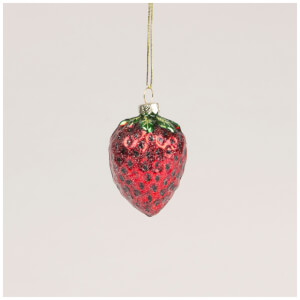Sass & Belle Strawberry Bauble