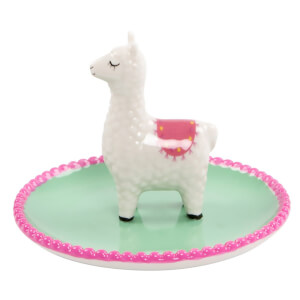 Sass & Belle Lima Llama Trinket Dish from I Want One Of Those