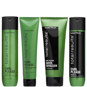 Matrix Total Results Curl Please Bundle
