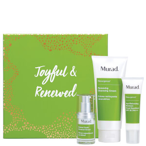Murad Joyful and Renewed Set (Worth £118)