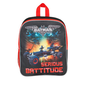Sac à Dos Lego Batman - Rouge