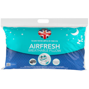 Dreamtime Air Fresh Hollow Fibre Pillow - White