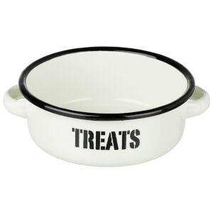 Parlane Enamel Treats Bowl (5 x 17cm)