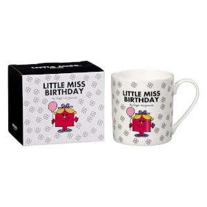 Mr. Men Little Miss Birthday Mug from I Want One Of Those