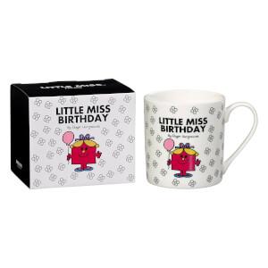 Mr. Men Little Miss Birthday Mug