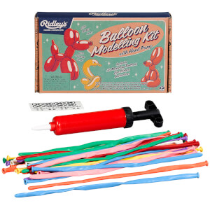 Ridley's Balloon Modelling Kit from I Want One Of Those