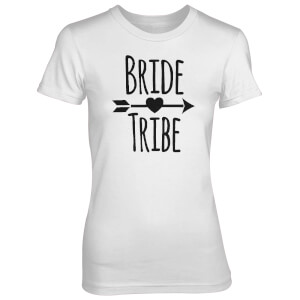 Bride Tribe Women's White T-Shirt
