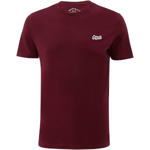 Jack & Jones Originals Men's New Lights T-Shirt - Cordovan