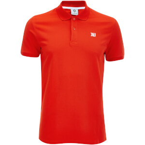 Polo Homme Core Booster Jack & Jones - Rouge