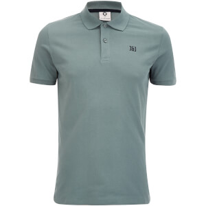 Jack & Jones Men's Core Booster Polo Shirt - Goblin Blue