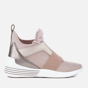 Kendall + Kylie Women's Braydin Runner Trainers - Light Pink