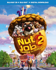 The Nut Job 2: Nutty By Nature 3D (Includes 2D Version) (Digital Download)