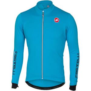 Castelli Puro 2 Long Sleeve Jersey - Sky Blue