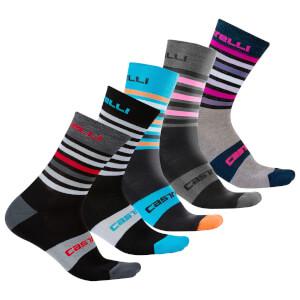Castelli Gregge 15 Socks