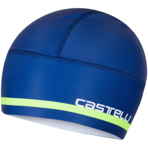 Castelli Arrivo 2 Thermo Skully - Ceramic Blue