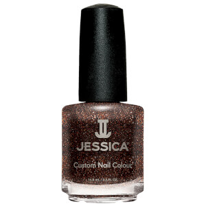 Jessica Custom Nail Colour - Blinged Out Bronze