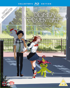 Digimon Adventure Tri The Movie Part 2 - Collectors Edition