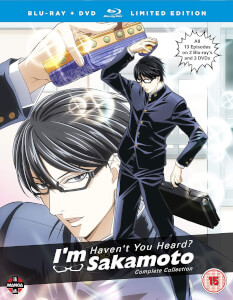 Haven't You Heard? I'm Sakamoto - Season 1 (Collector's Edition)