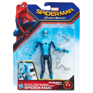 Hasbro Spider-Man Homecoming Action Figure - Tech Suit Spider-Man