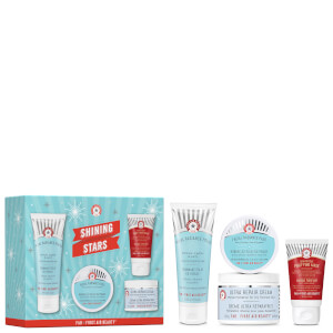 First Aid Beauty Shining Stars Set (Worth $79)