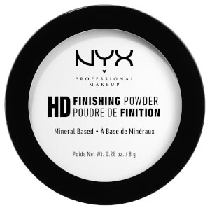 Pó Fixador High Definition da NYX Professional Makeup (Vários tons)