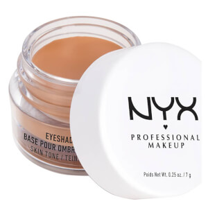 NYX Professional Makeup Eye Shadow Base (Ulike fargetoner)