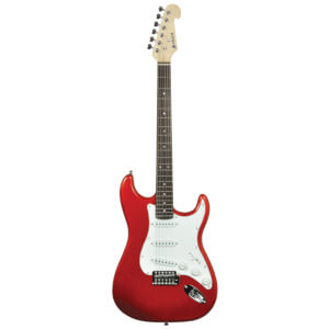 Chord CAL63-MRD Electric Guitar - Metallic Red