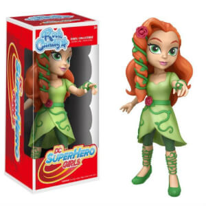 Figurine Poison Ivy DC Super Hero Girls - Rock Candy Vinyl