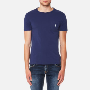 Polo Ralph Lauren Men's Custom Fit T-Shirt - Yale Blue