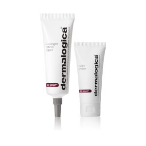 Dermalogica Overnight Retinol Repair 1% (25ml) and Buffer Cream (15ml)
