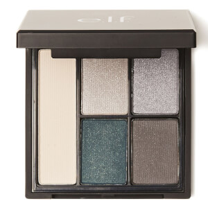 e.l.f. Cosmetics Clay Eyeshadow Palette - Seaside Sweetie 7.5g