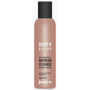 Juuce Dirty Deeds Dry Shampoo 100g