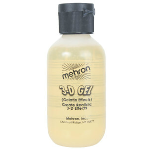 mehron 3D Gel Clear 14ml