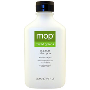 mop mixed greens moisture shampoo 250ml