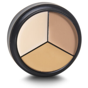 OFRA Corrector Tri-Pot - Light/Medium/Amber 4g