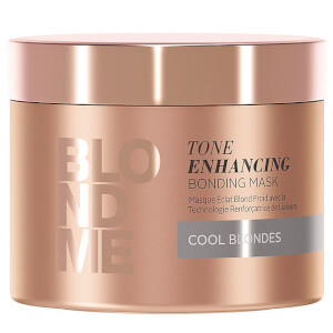 Schwarzkopf Blondme Tone Enhancing Bonding Mask Cool Blondes